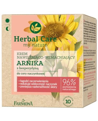 Farmona Herbal Care Arnika krem nawilżająco-wzmacniający 50 ml