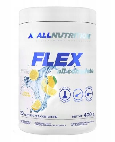 Allnutrition Flex All Complete smak cytrynowy 400 g
