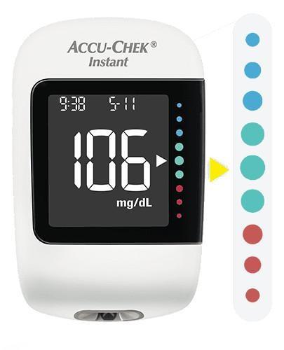 Accu-Chek Instant glukometr 1 sztuka