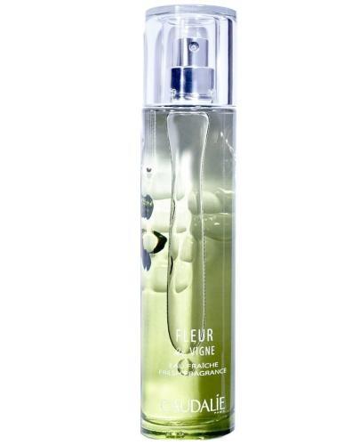 Caudalie The Des Vignes orzeźwiająca woda z nutą mandarynki 50 ml