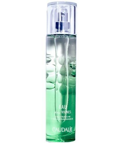 Caudalie The Des Vignes orzeźwiająca woda ożywczy zapach bergamotki 50 ml
