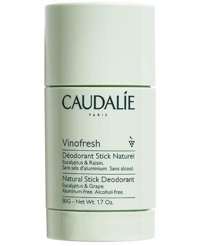 Caudalie Vinofresh naturalny dezodorant w sztyfcie 50 ml