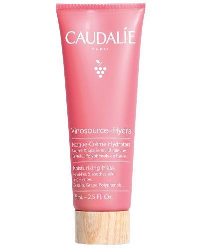 Caudalie Vinosource-Hydra kremowa maseczka nawilżająca 75 ml