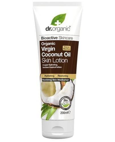 Dr.Organic Coconut balsam do ciała z organicznym olejkiem kokosowym 200 ml