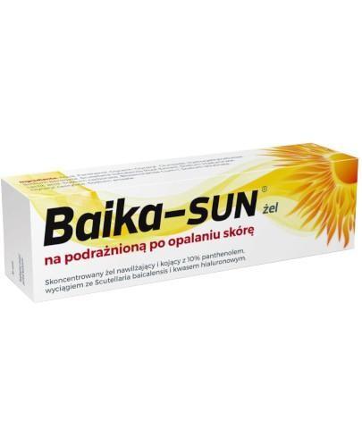 Baika-SUN żel 40 g