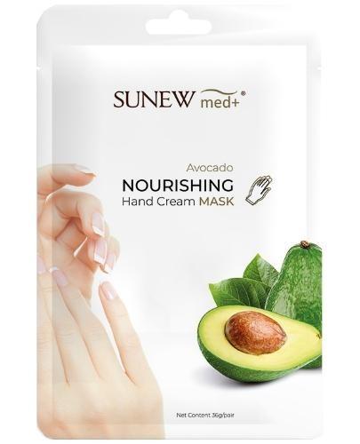SunewMed+ maska do dłoni z wyciągiem z avocado 2 sztuki