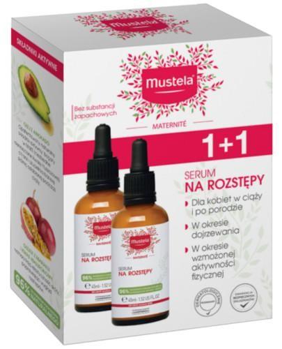 Mustela Maternite serum na rozstępy 2 x 45 ml