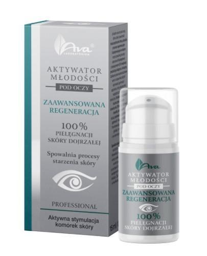 Ava Aktywator Młodości Zaawansowana Regeneracja serum pod oczy 15 ml
