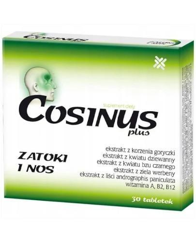 Cosinus Plus 30 tabletek