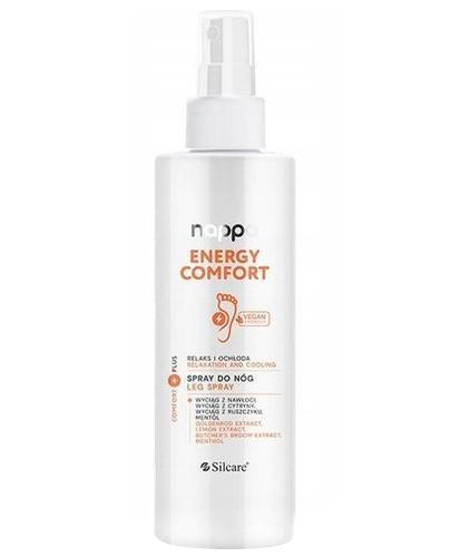 Silcare Nappa Energy Comfort spray do nóg relaks i ochłoda 200 ml  [KUP 2 produkty Silca...