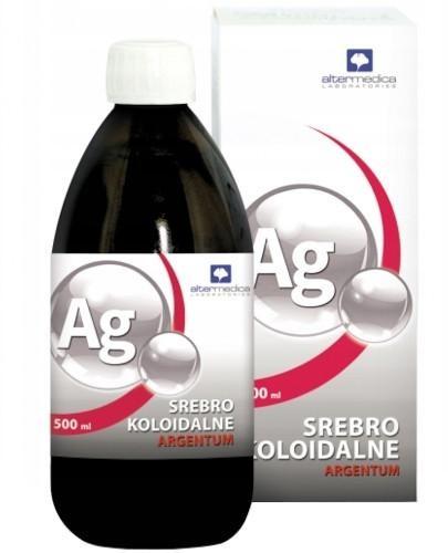 Alter Medica Srebro Koloidalne 500 ml