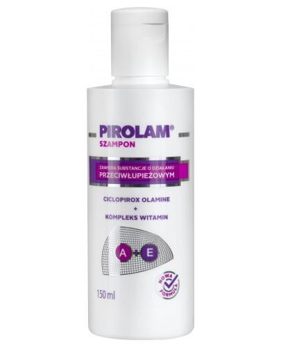 Pirolam szampon przeciwłupieżowy 150 ml