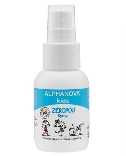 Alphanova Kids spray odstraszający wszy 50 ml