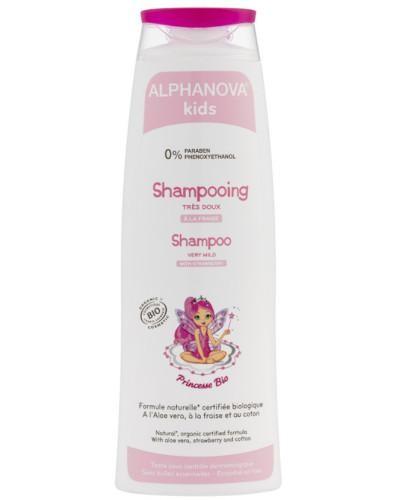 Alphanova Kids szampon do włosów dla dziewczynek 250 ml