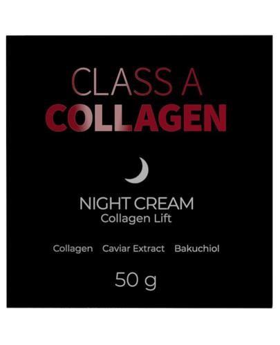 Class A Collagen liftingujący krem z kolagenem na noc 50 g