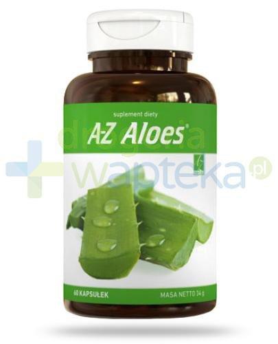 A-Z Aloes 60 kapsułek