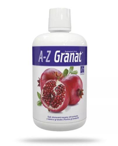 A-Z Granat sok skoncentrowany 495 ml