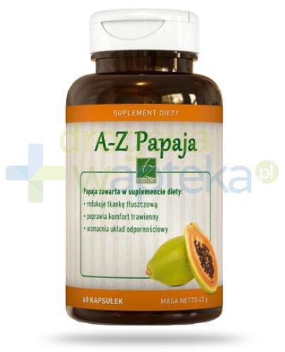 A-Z Papaja 60 kapsułek
