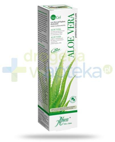 Aboca Aloe Vera żel ochronny i łagodzący 100 ml