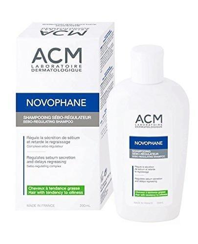 ACM NovoPhane szampon sebo-regulujący 200 ml