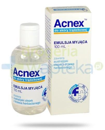 Acnex emulsja myjąca do cery trądzikowej 100 ml