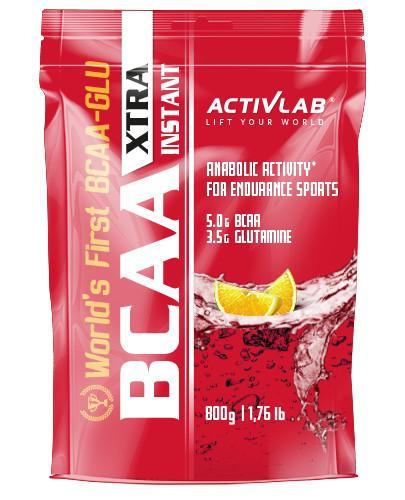ActivLab BCAA Xtra Instant smak cytrynowy 800 g