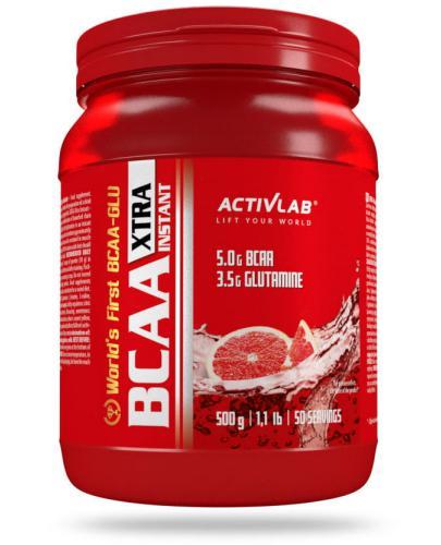 ActivLab BCAA Xtra Instant smak grapefruit 500 g