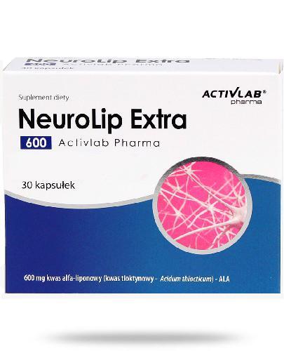 ActivLab NeuroLip Extra 600 30 kapsułek