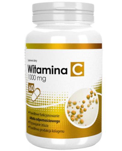 ActivLab Witamina C 1000 mg 60 kapsułek