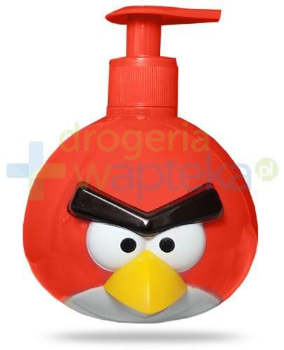 Air-Val Angry Birds Red mydło w płynie 400 ml [5968]  whited-out