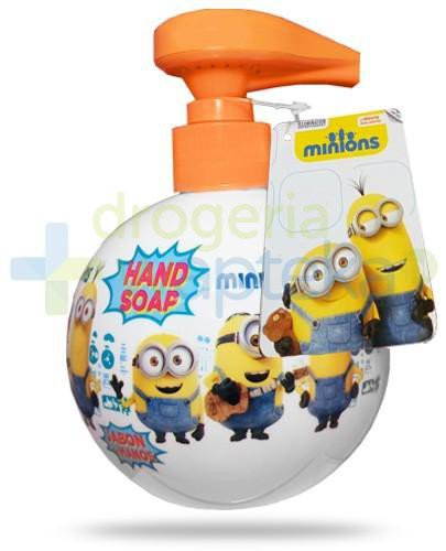 Air-Val Minionki muzyczne mydło do rąk w płynie 400 ml [6249]  whited-out