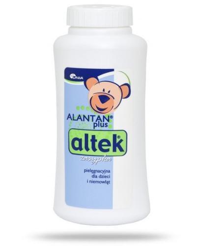 Alantan Plus Altek zasypka dla dzieci 100 g