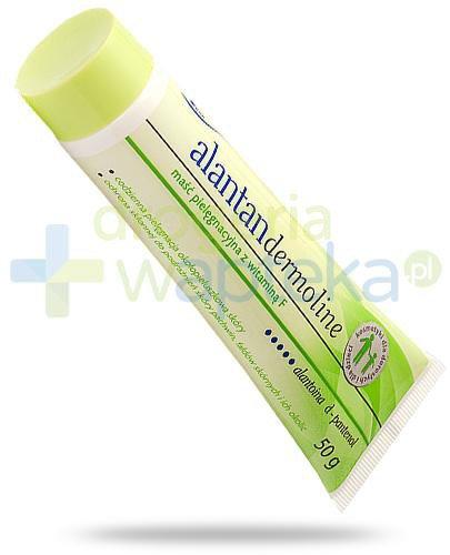 AlantanDermoline maść pielęgnacyjna z witaminą F 50 g