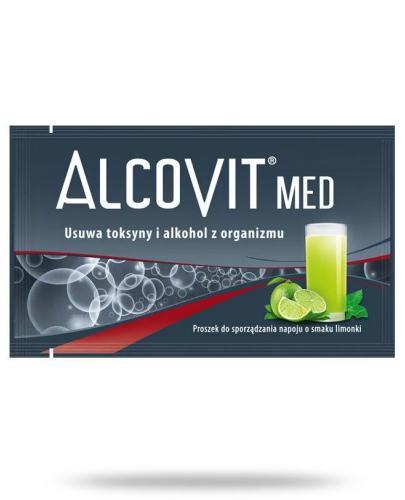 Alcovit Med 1 saszetka 15 g