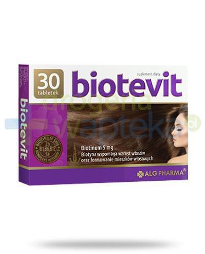 Alg Pharma Biotevit 30 tabletek