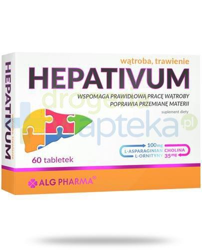 Alg Pharma Hepavitum 60 tabletek