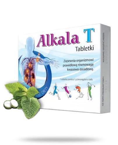 Alkala T 20 tabletek
