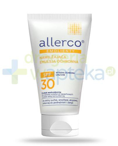 Allerco nawilżająca emulsja ochronna SPF30 150 ml  whited-out