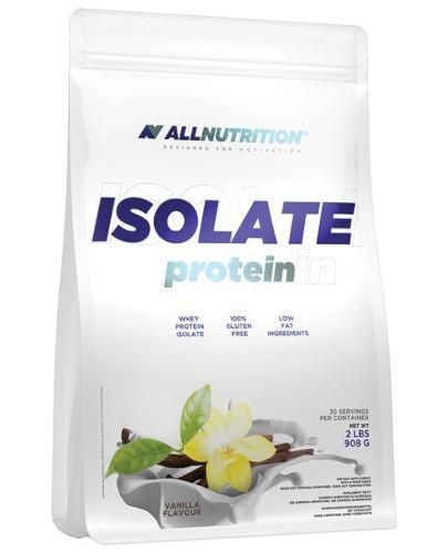 Allnutrition Isolate Protein odżywka białkowa smak wanilia 908 g