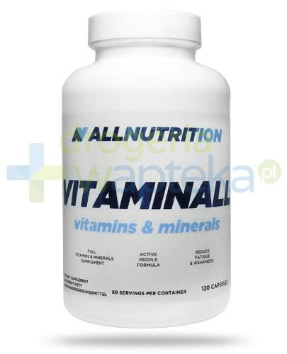 Allnutrition Vitaminall Vitamins & Minerals 120 kapsułek