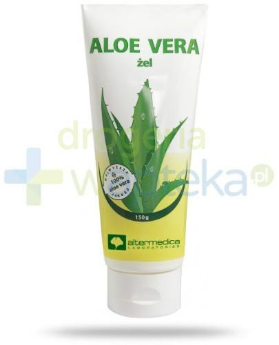 AlterMedica Aloe Vera żel z aloesem 150 ml