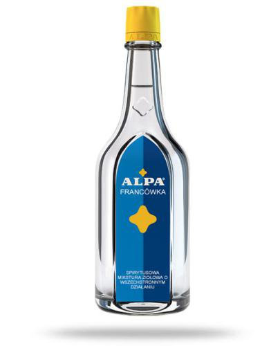 Alpa Francówka płyn 160 ml  whited-out