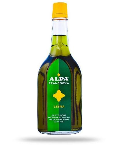 Alpa Leśna płyn 160 ml  whited-out