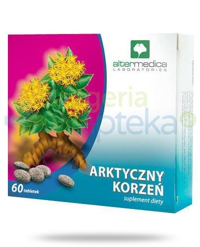 AlterMedica Arktyczny korzeń 60 tabletek