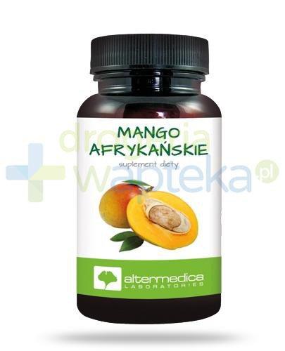 AlterMedica Mango afrykańskie 60 kapsułek