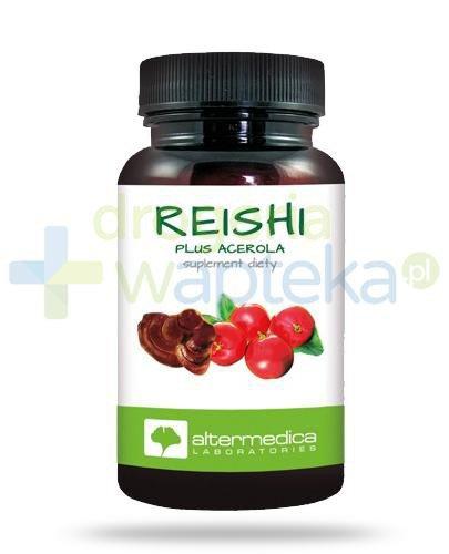 AlterMedica Reishi Plus Acerola 60 kapsułek