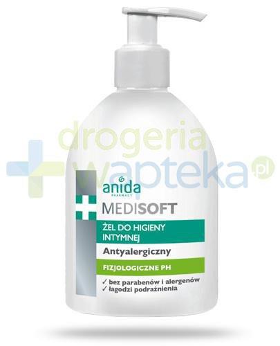 Anida Medi Soft antyalergiczny żel do higieny intymnej 300 ml