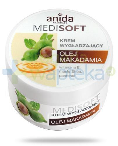 Anida Medi Soft krem wygładzający olej makadamia 100 ml