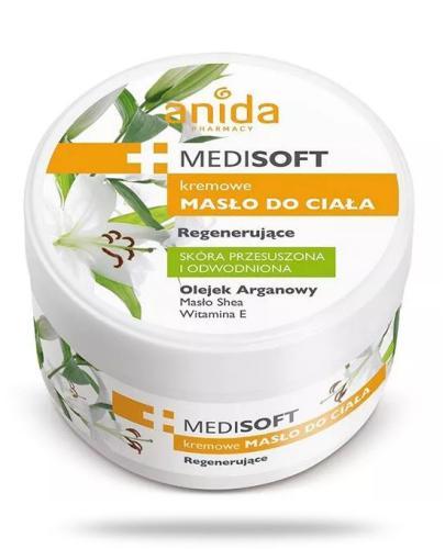 Anida Medi Soft kremowe masło do ciała regenerujące 300 ml