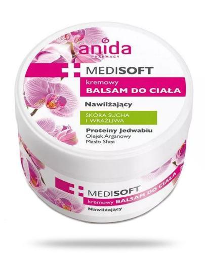 Anida Medi Soft kremowy balsam do ciała nawilżający 300 ml